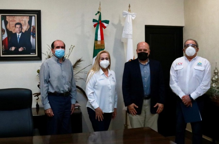 Reconoce sector hotelero impulso al turismo de Alma Laura Amparán