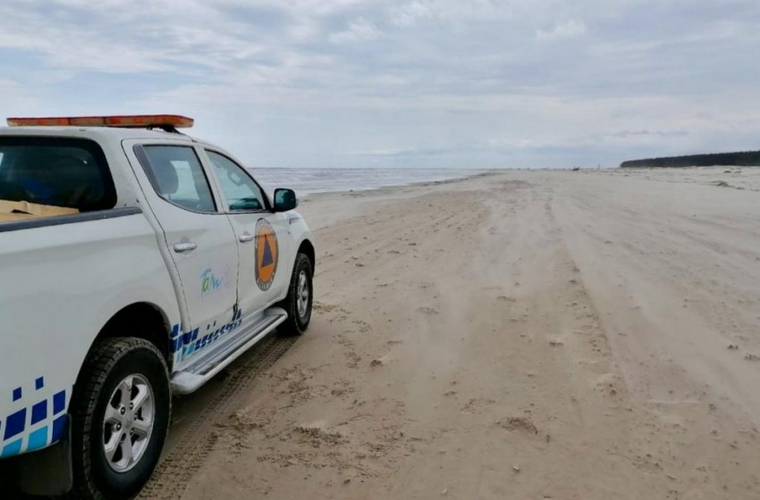 Garantiza gobierno de Altamira seguridad a visitantes de playa Tesoro