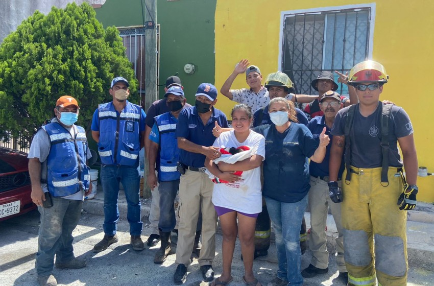 Rescatan 3 cachorros tras 7 horas de esfuerzo ciudadanos-Municipio
