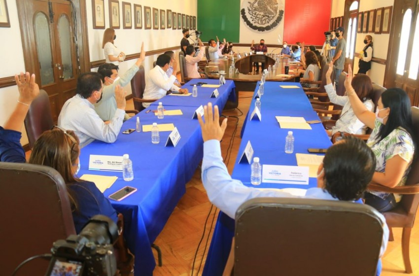 Ratifica Cabildo donación de predio a favor de la UPV