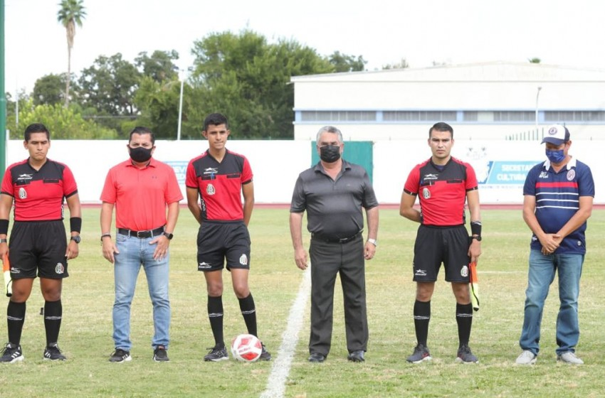 Arranca Bravos Temporada 2021-2022 de la Liga TDP